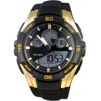 Wholesale Battery Powered Analog Digital Watches For Men With Plastic Top Ring from china suppliers