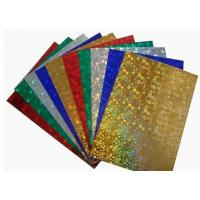 Wholesale Hologram Paper Cardboard,Картон голографический from china suppliers