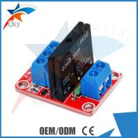 Wholesale 1 Channel Low Level Relay Module For Arduino 2A 240V SSR Solid-State from china suppliers