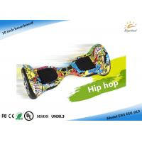 Wholesale Colorful Self Balancing Electric Hoverboard  with Big 2 Wheels from china suppliers