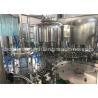 Buy cheap Plastic Screw Cap 0.2-2L Pet Drinking Water Bottle Filling Machine 2000-4000BPH from wholesalers