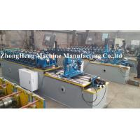 Wholesale Small C stud change size cold roll forming machine with Delta Control system from china suppliers