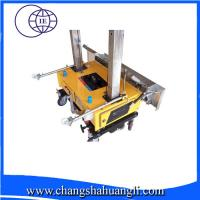 Wholesale mini lime gypsum auto plaster machine in cheap price for India market from china suppliers