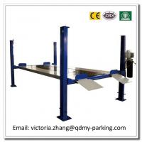 Wholesale On Sale! Cheap 4 Post Hydraulic Car Park Lift Double Parking Car Lift Mini Lift Stacker from china suppliers