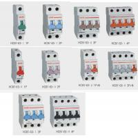 Wholesale 10KA Safety Mini Circuit Breaker , High Breaking Capacity Miniature MCB from china suppliers