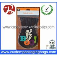 Wholesale Colorful Environmental Plastic Treat Bags Custom Thickness For Halloween Party from china suppliers