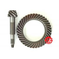 Quality Spiral Bevel Crown Wheel & Pinion Gear adopted on Agricultural Machinery for sale