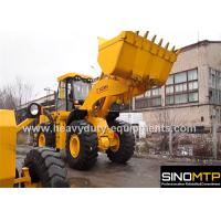 Wholesale 8ton wheel loader XGMA XG982H with Cummins engine , 4.4m3 bucket , 228kN breakout force from china suppliers