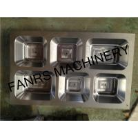 Wholesale Six Compartments Food Aluminum Foil Container Mould High For Container Punching from china suppliers