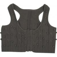 Wholesale lady cardigan garment from china suppliers