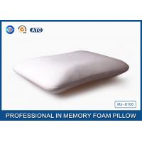 Wholesale Polyurethane Bamboo Traditional Memory Foam Pillow Neck Support During Sleeping from china suppliers