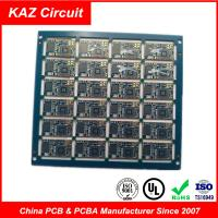 Wholesale 4 layers 1.6mm FR4 1oz ENIG Electronic Printed Circuit Board with BGA from china suppliers