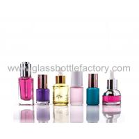 High Quality New Design Colored Glass Essence Bottles With Droppers