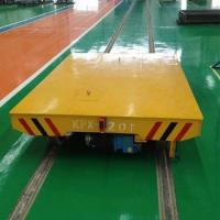 Wholesale Factory direct supply Anti-explosion trailer Electric flatbed ladel transfer truck from china suppliers
