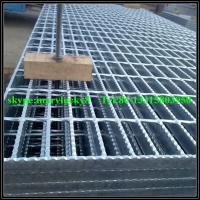 Wholesale Galvanized steel Bar Grating/galvanized serrated grating from china suppliers