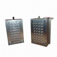 Buy cheap Plastic cap mold, customized requests are accepted, can do hot and cold runner, 18 months warranty from wholesalers