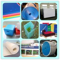 Wholesale Correx Corrugated plastic sheet  pp Coroplast Corflute from china suppliers