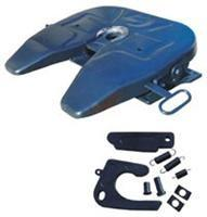 Wholesale Trailer And Truck 5th Wheel hitch Plate Semi Trailer Parts Saddleseat from china suppliers