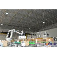 Wholesale Intelligent Robotic Bag Palletizer With SIEMENS Sensor Gripper from china suppliers