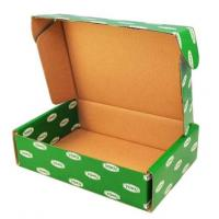 Wholesale Printed Cardboard Boxes With Lids , Fruit Packing Boxes FSC SGS Certificate from china suppliers