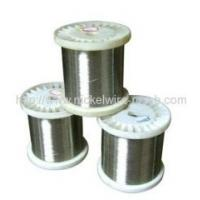 Wholesale Anti Corrosion 4mm Monel 400 alloy Inconel Welding Wire without stress fissure from china suppliers