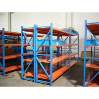 Wholesale Q235B Steel Light Duty Shelving, Selective Layer Electric Metal Storage Racks from china suppliers