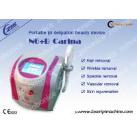 Wholesale Portable Ipl Beauty Salon Hair Removal ,Freckle Removal Machine from china suppliers