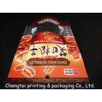 Wholesale 80g Compound Plastic Snack Food Packaging Bags 3 Layers For Food Factory from china suppliers