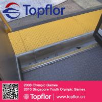 Wholesale high speed rail flooring bus and train pvc sponge flooring from china suppliers