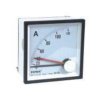 Wholesale Maximum Demand Analogue Panel Meters , Accuracy Class 3.0 Ammeter from china suppliers