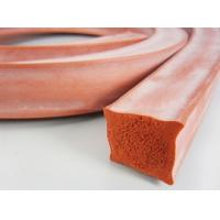 Wholesale Silicone Foam Strip MH-ST-FOS-0004 from china suppliers