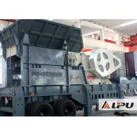 Wholesale European Style Mobile Crushing Plant For Chemical , Building Materials , Water Power Station from china suppliers