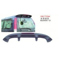 Wholesale Toyota Noah 1996 1997 1998 1999 2000 2001 Rear Wing Spoiler / Air Interceptor with LED Light from china suppliers