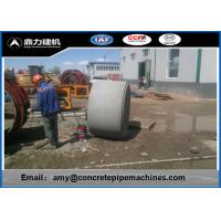 Wholesale Easy Operate Cement Pipe Making Machine For Agricultural Field from china suppliers