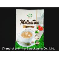 Wholesale Aluminum Coffee Packaging Bags Food Grade Stand Up Pouch With Tear Notch from china suppliers