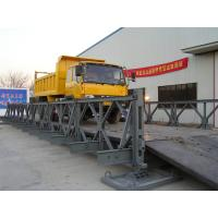 Wholesale Compact 200 Prefabricated Steel Bailey Bridge from china suppliers