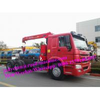 Wholesale 16T Truck Mounted  Crane /Lorry Crane/Truck With Crane/Pickup Truck, Right Hand Type Can Be Choosed from china suppliers
