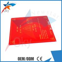 Wholesale RepRap Mendel 3D Printer Kits 2 Layer PCB Heatbed MK2 With ROHS Approval from china suppliers