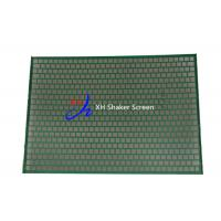 Buy cheap 2000 Oil Vibrating Sieving Mesh 48-30 Screen Drilling Equipment And Accessories from wholesalers