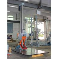Buy cheap Package Drop Tester Lab Equipment Drop Height 1500-2000 mm Meet ISTA ASTM4169 from wholesalers