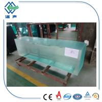 Wholesale Low iron float glass panel with CE,AS/NZS,CCC certificate , greenhouse glass panels from china suppliers
