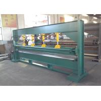 Wholesale CNC Sheet Metal Bender 4m Hydraulic Bending Roll Forming Machine from china suppliers