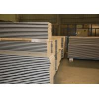 Wholesale PU forming with steel sheet insulated sandwich panel no cold bridge from china suppliers