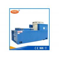 China Blue Lab Test Equipment , Horizontal High Frequency Vibration Tester on sale