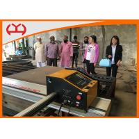 Wholesale Low Noise Portable CNC Flame Cutting Machine 7.0'' LCD Display from china suppliers