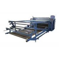 Quality 1.7M Fully Automatic Roll to Roll Heat Transfer Machine For Textile / Fabric for sale
