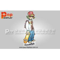 Wholesale Attractive Cardboard Advertising Display Stand Life Size Cutout For Promotion from china suppliers