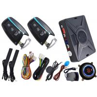 Buy cheap Intelligent Auto Engine Car Alarm System With RFID Emergency Unlock And Remote Start Feature from wholesalers