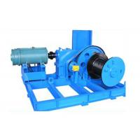 Wholesale 380V 50Hz Wire Rope Heavy Duty Electric Winch For Mining / Metallurgical / Cranes from china suppliers