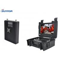 Wholesale Backpack COFDM Transmitter, Microwave A / V portable wireless video transmitter Encrypted from china suppliers